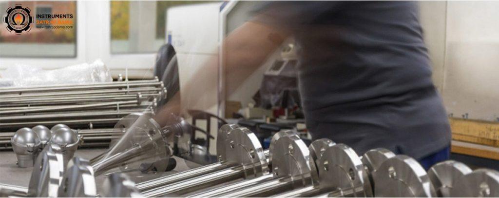طراحی و ساخت سفارشی انواع ترموکوپل