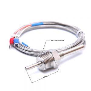 سنسرو دما مقاومتی یا Resistance Temperature Detector